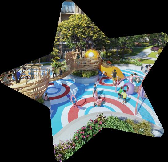 Jungle Playground